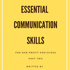 Communi-profitscation skills for non